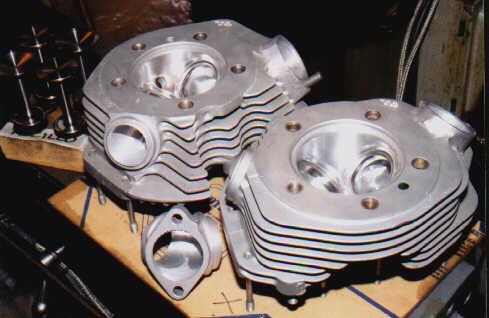 Richards' Engine Development: Custom Harley Davidson